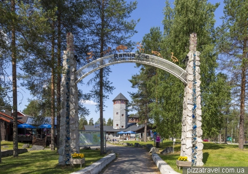 Finland's northernmost zoo in Ranua