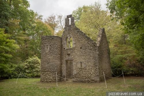 Замок Борегар (Chateau de Beauregard)