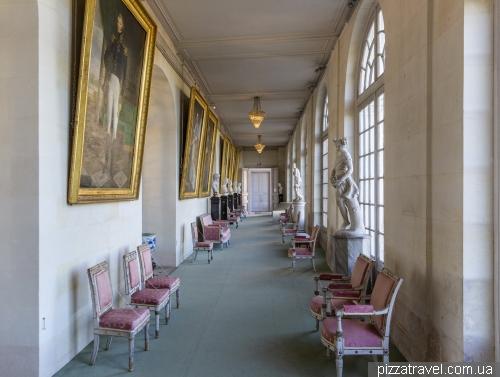 Замок Валансе (Chateau de Valencay)