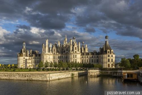 Замок Шамбор (Chateau de Chambord)