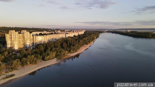 Beaches of Kanіv