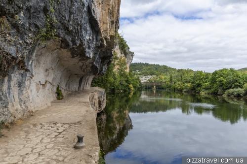 Тропа Chemin de Halage