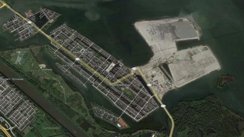 IJburg island, 2020
