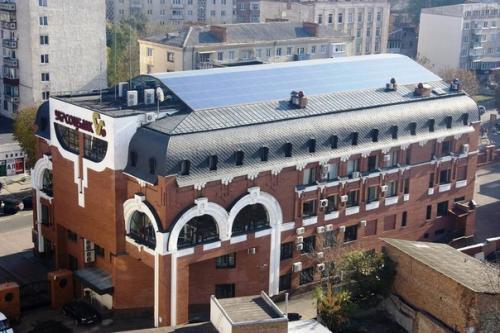 Вид с высотного здания