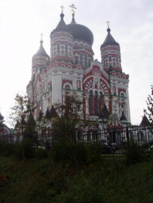 Свято-Пантелеймоновский монастырь
