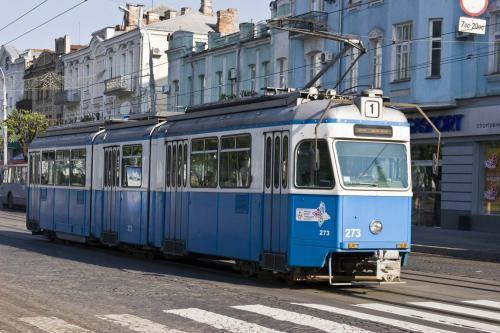 Vinnytsia tram