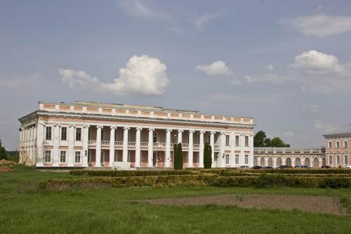 Дворец Потоцких в Тульчине