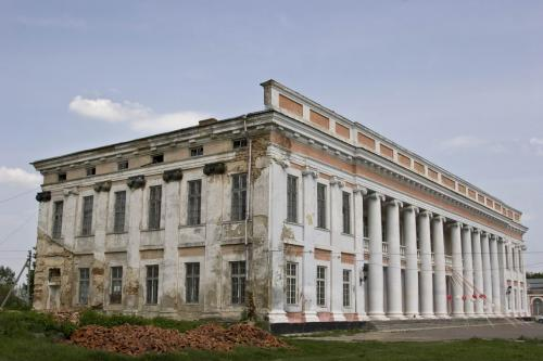 Potocki Palace in Tulchyn
