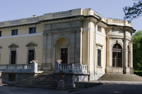 Shcherbatov Palace in Nemyriv