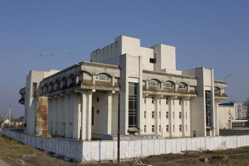 Unfinished Palace of Culture