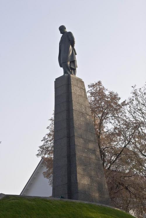 Monument on the Taras Shevchenko grave