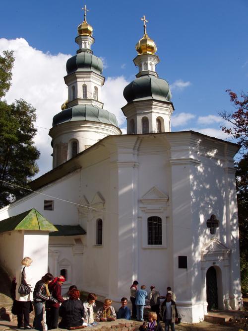 Ilyinsky Monastery (XII – XVIII)