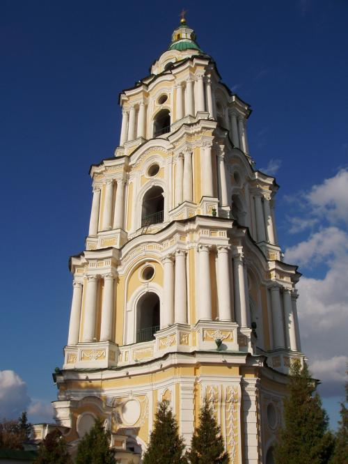 Bell tower of the Trinity Cathedral