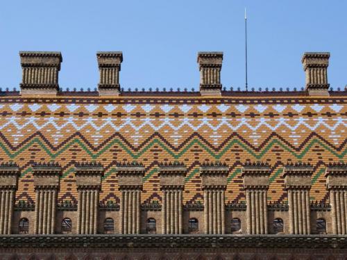 University roof