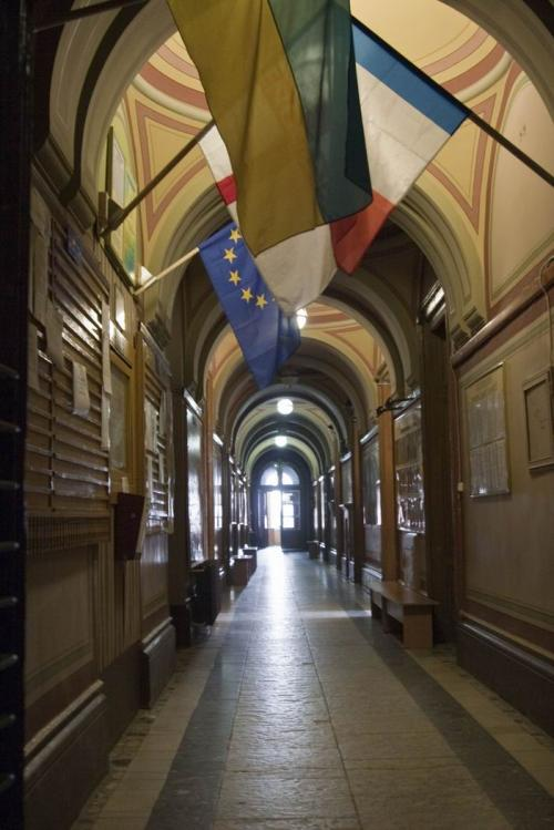 Inside the University