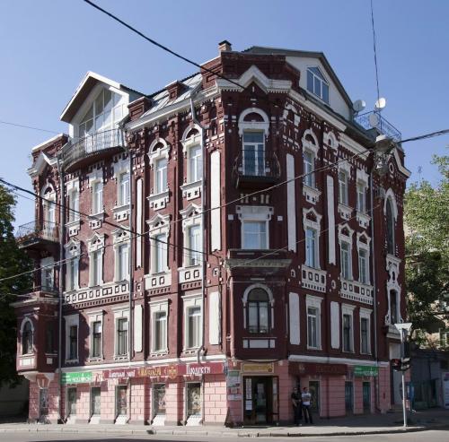 Нетипичный дом для Харькова