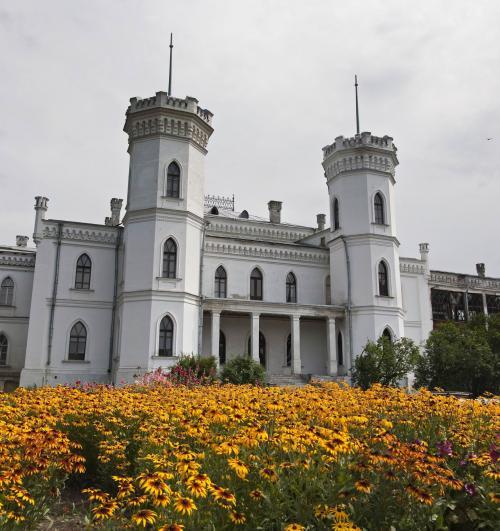 Шаровский дворец