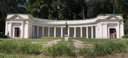 Echo Colonnade