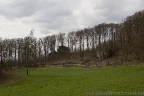 Поляна перед Пещерой Единорога