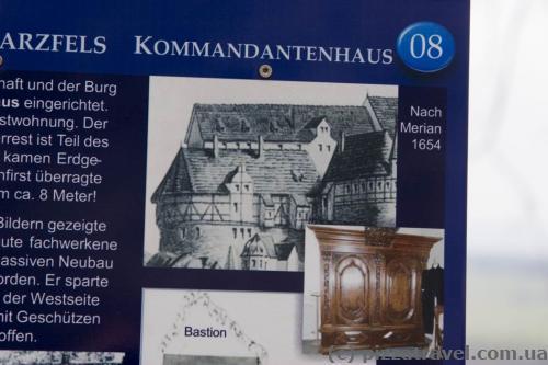 Реконструкция крепости Шарцфельд