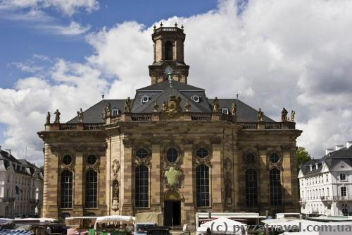 Церковь Людвига (Ludwigskirche, 1775)