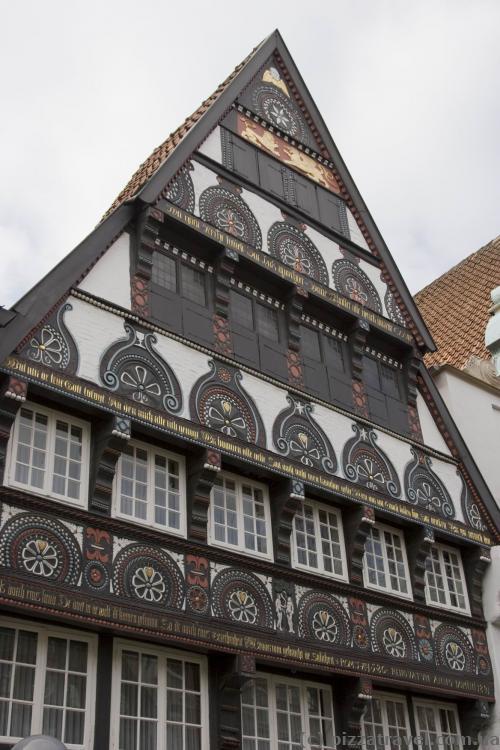 Фахверковый дом в Оснабрюке