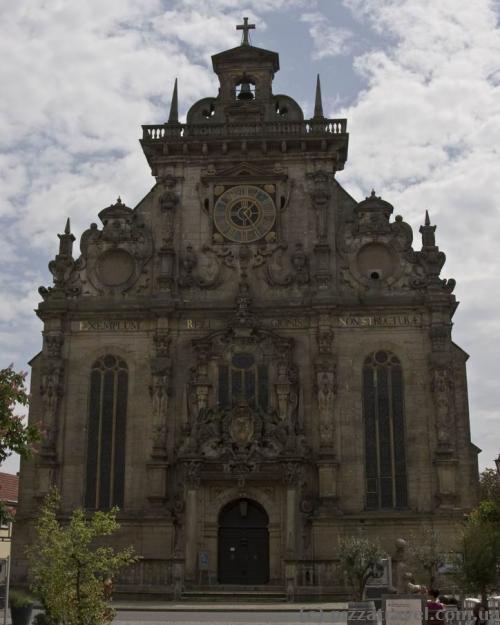 Евангельская церковь города Бюкебург (1611-1615)