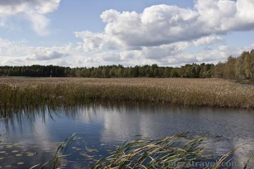 Озеро Грибове