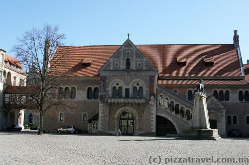 Замок Данквардероде