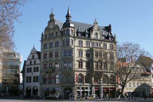 Здание на Kohlmarkt