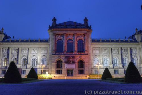 Музей земли Нижняя Саксония