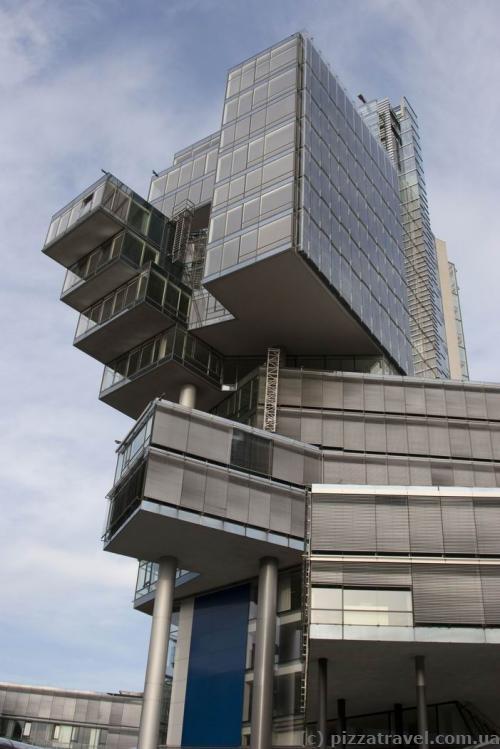 Здание Северонемецкого Земельного банка