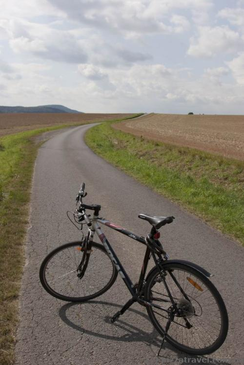 Bike path from Hannover to Hamelin