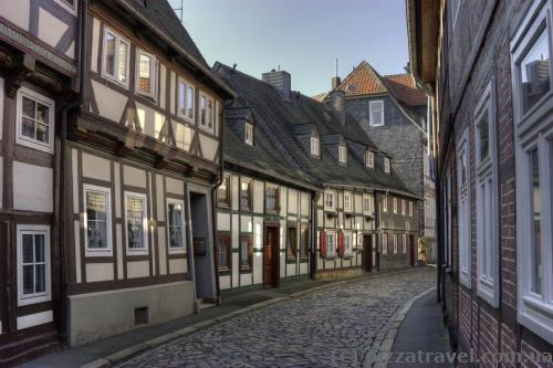 Peterstrasse Street in Goslar