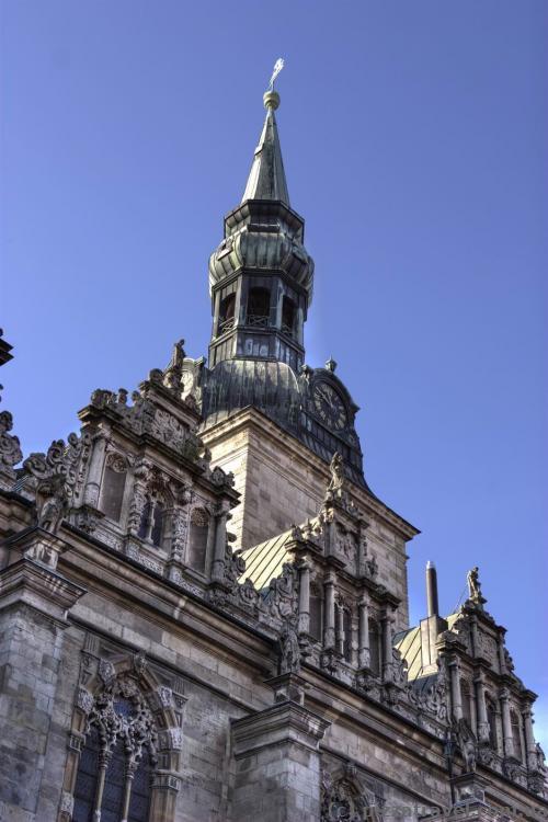 Церква Маріенкірхе у Вольфенбюттелі (початок XVII століття)