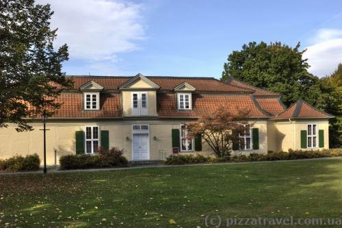 Будинок засновника німецької класичної літератури Готхольда Лессінга