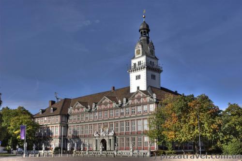 Замок-палац у Вольфенбюттелі