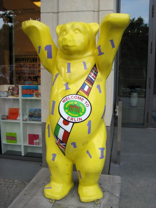 Buddy bear in Berlin
