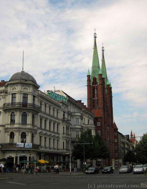 Церковь Святого Бонифация в Берлине