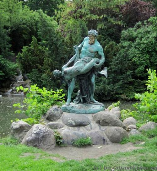 Victoria Park in Berlin