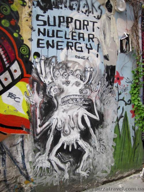 Hackesche Hoefe in Berlin