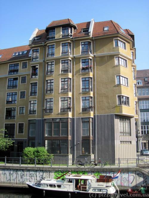 Южная часть музейного острова в Берлине