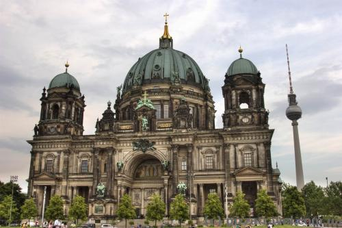 Cathedral in Berlin