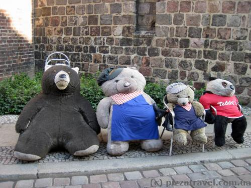 Bears in Nikolaiviertel