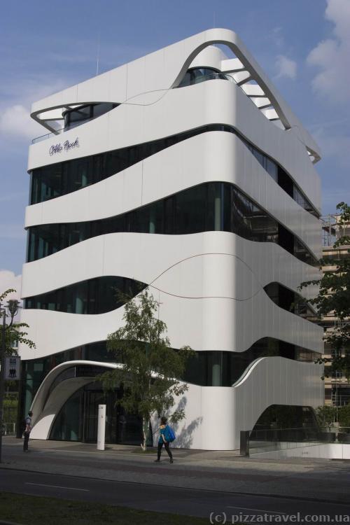 Здание научного медицинского центра