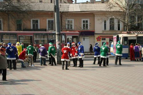 Santas :)