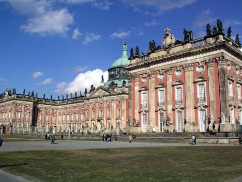 New Palace in Potsdam