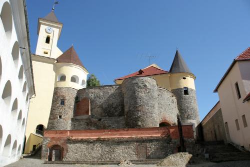 Мукачевский замок Паланок