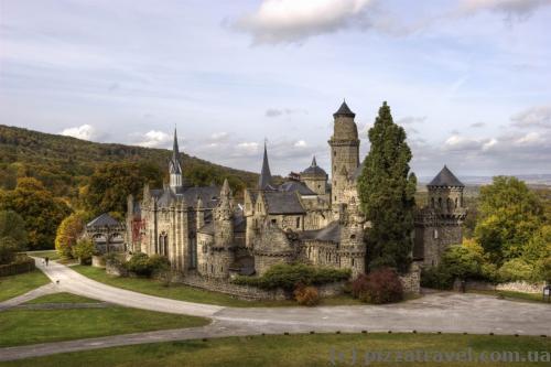 Loewenburg Castle