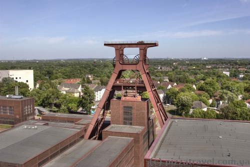 Zollverein mine